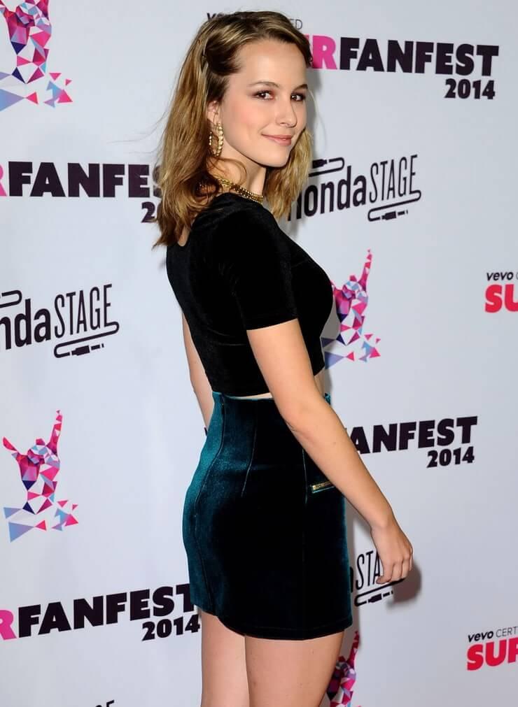 Bridgit Mendler sexy ass