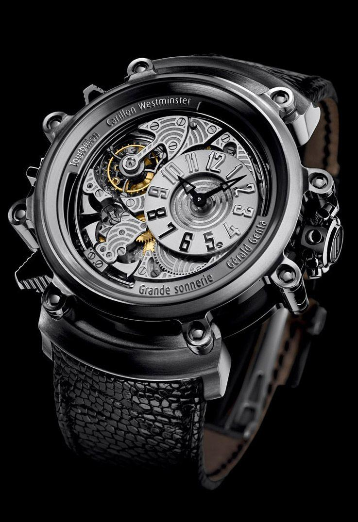 Bulgari Magsonic Sonnerie Tourbillon watch