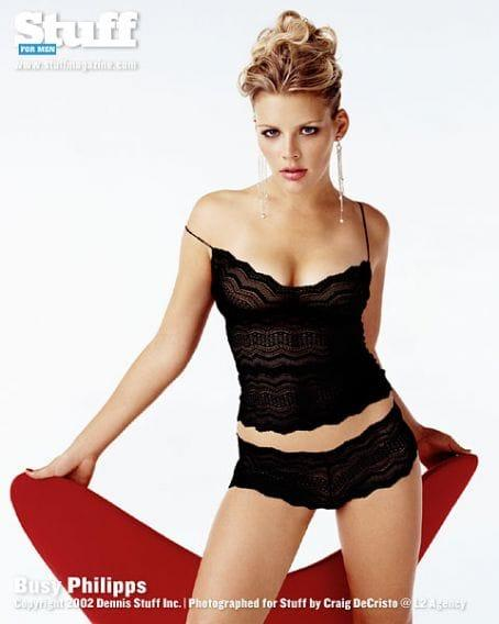 Busy Philipps hot look (1)