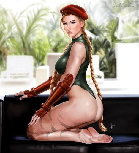 Cammy big booty pics