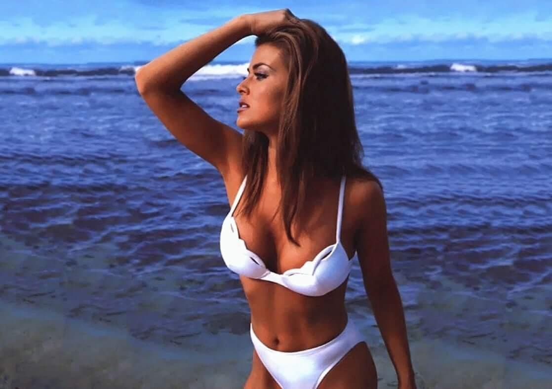 Carmen Electra hot look (2)