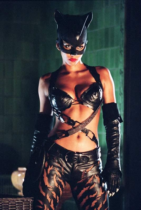Catwoman big boobs (1)