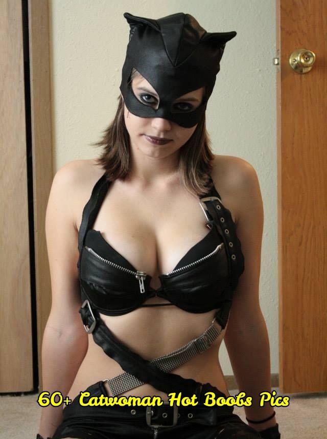 Catwoman hot boobs pics