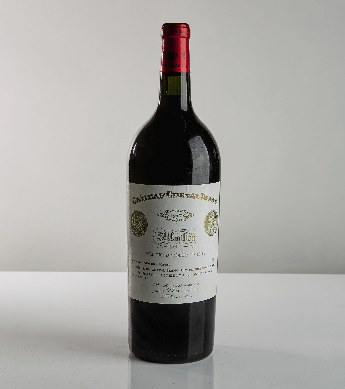 Cheval Blanc St-Emilion 1947