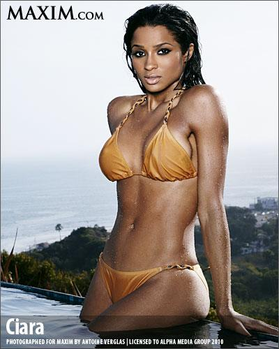 Ciara hot bikini pictures