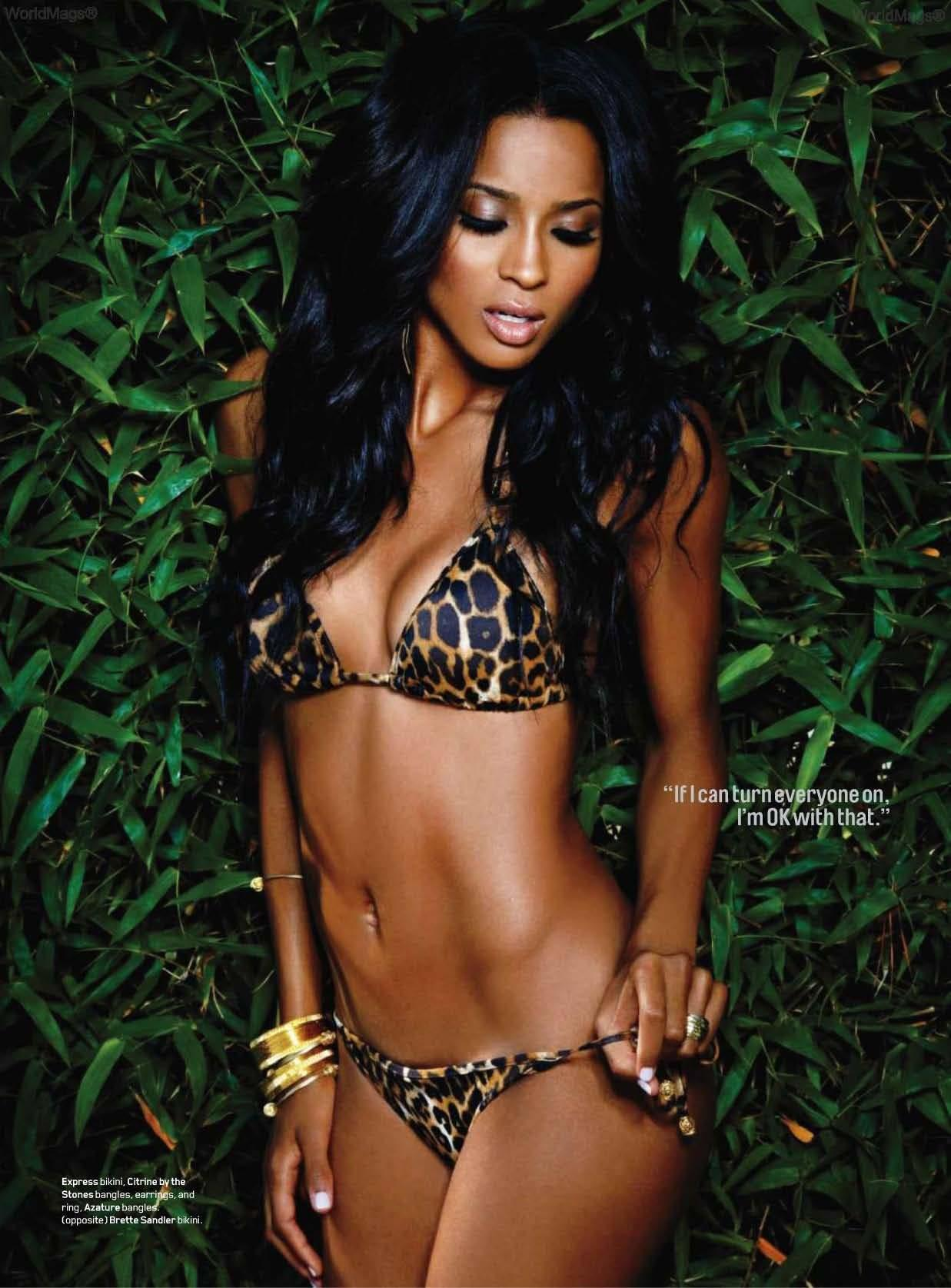 Ciara sexy look pictures