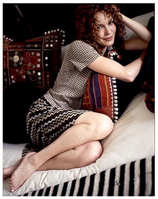 Connie Nielsen feet pics