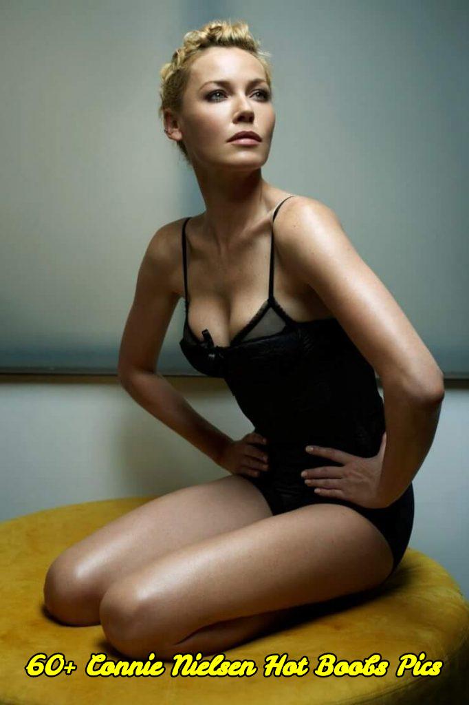 Connie Nielsen hot boobs pics