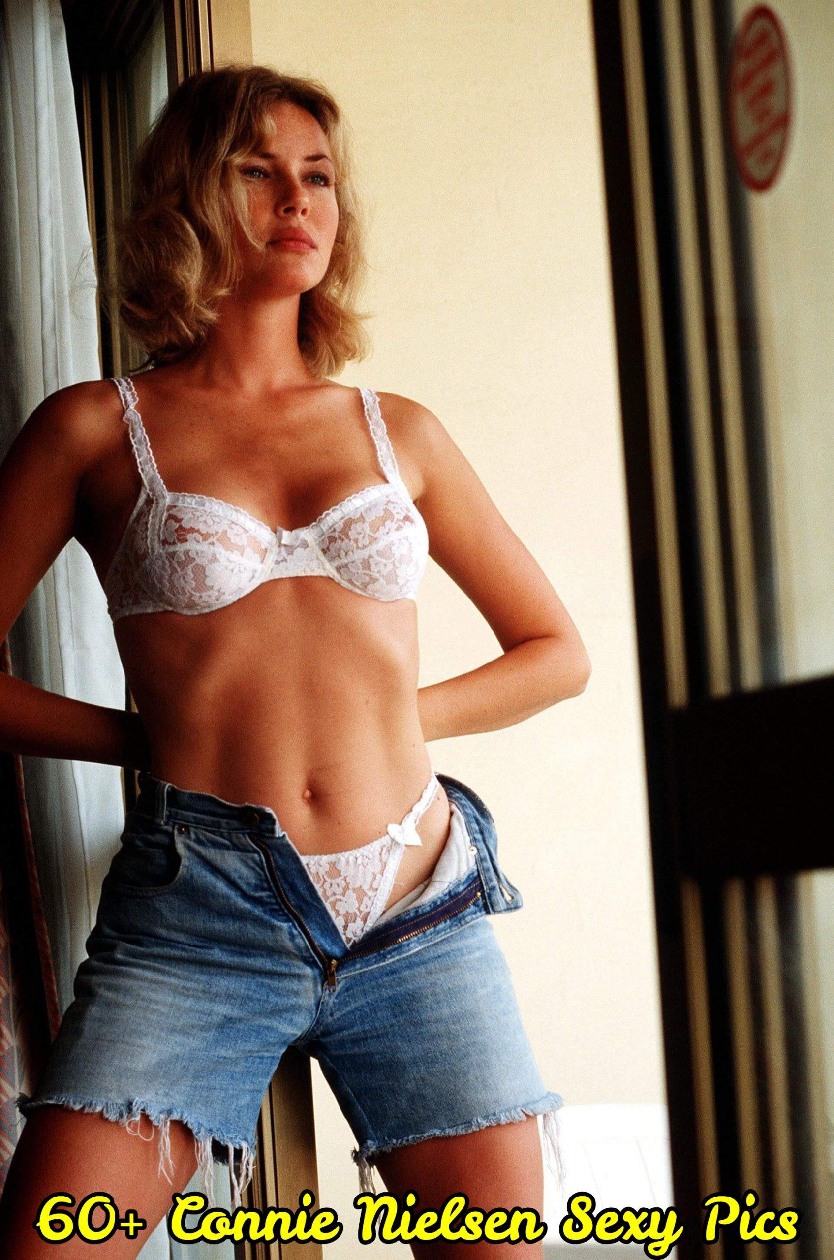 Connie Nielsen hot