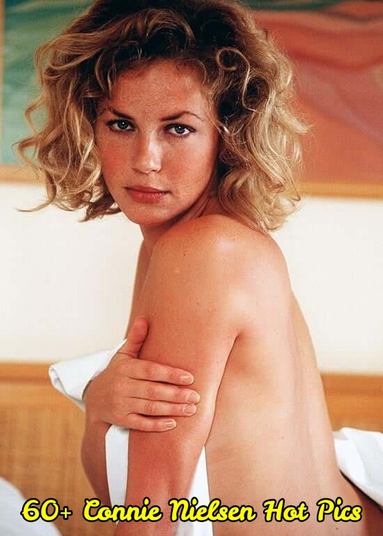 Connie Nielsen topless