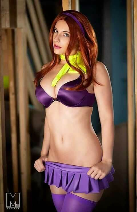 Daphne Blake sexy photo