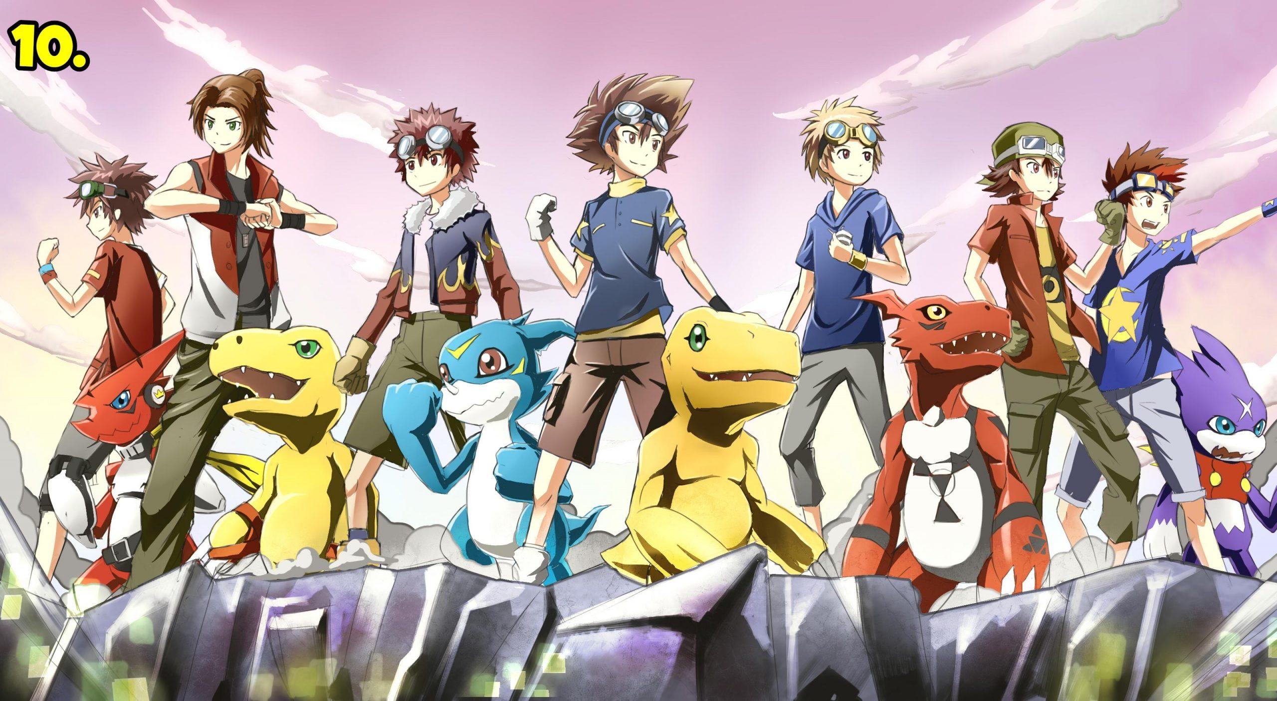 Digimon Digital Monsters