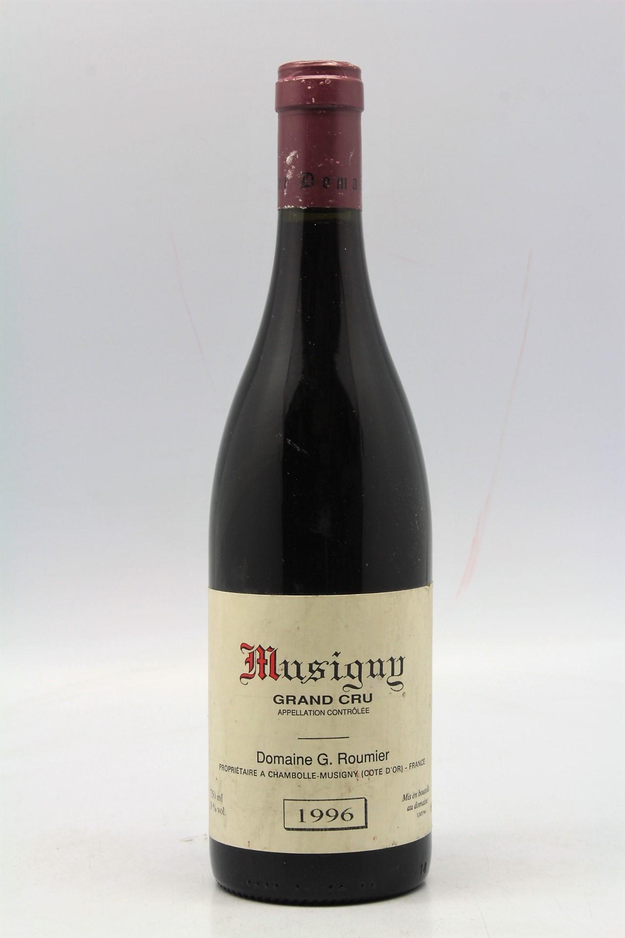 Domaine Georges & Christophe Roumier Musigny Grand Cru, Cote de Nuits, France