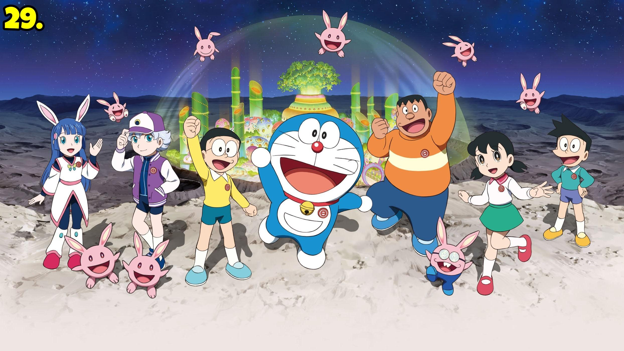 Doraemon Nobita's Chronicle of Moon Exploration
