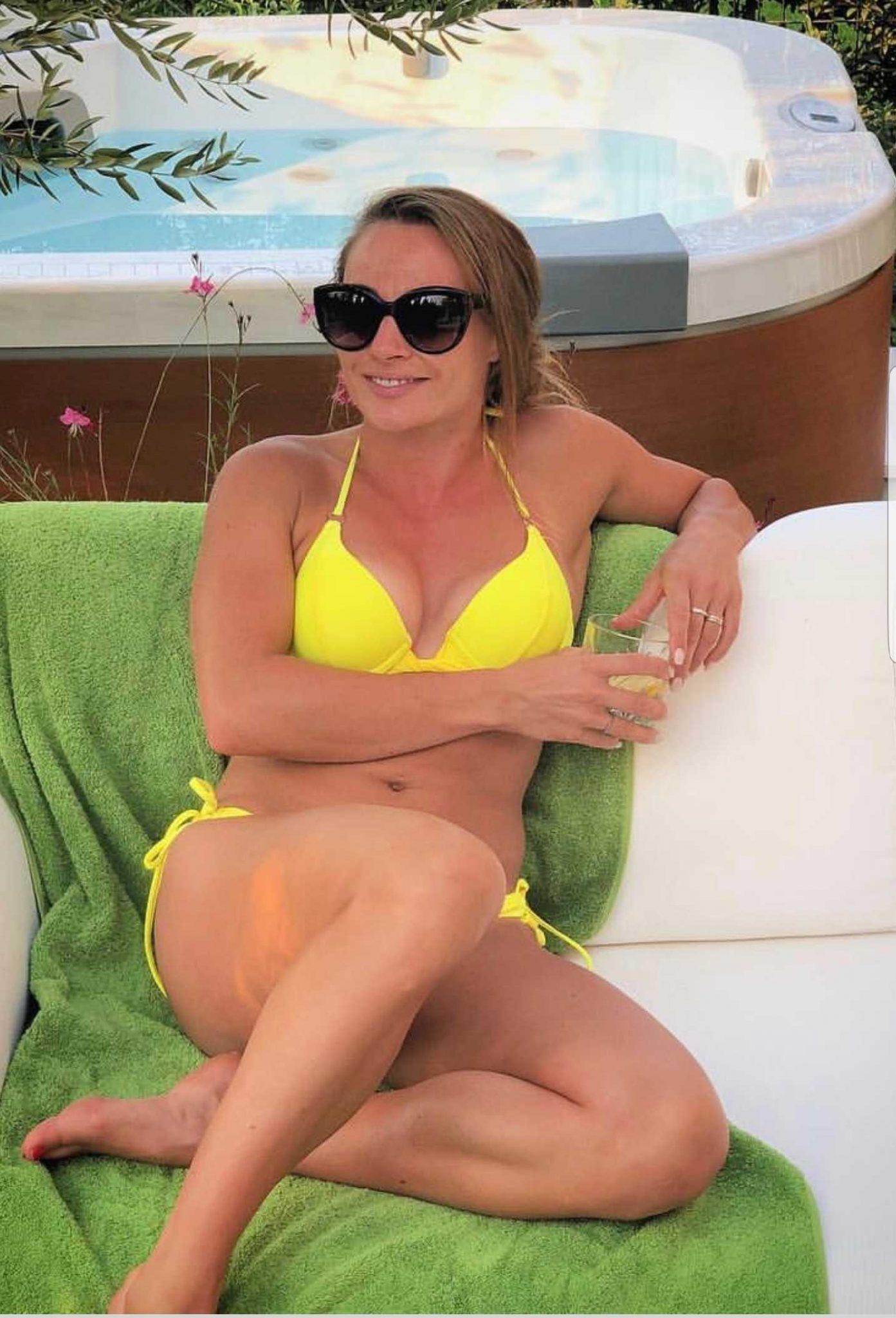 Dorothea Wierer Hot