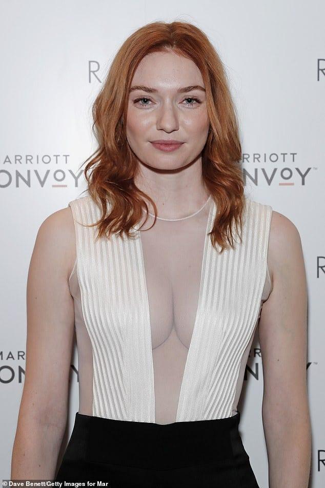 Eleanor Tomlinson hot (1)