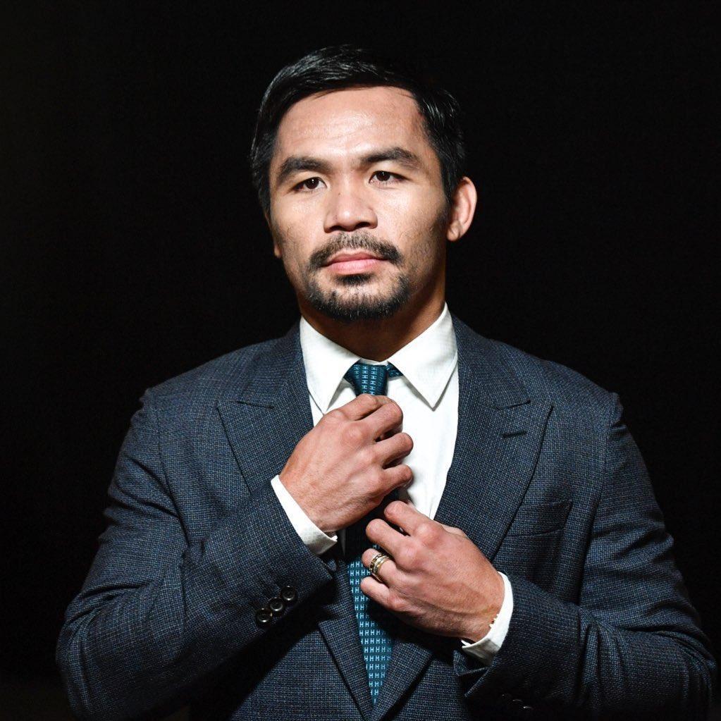 Emmanuel Dapidran Manny Pacquiao