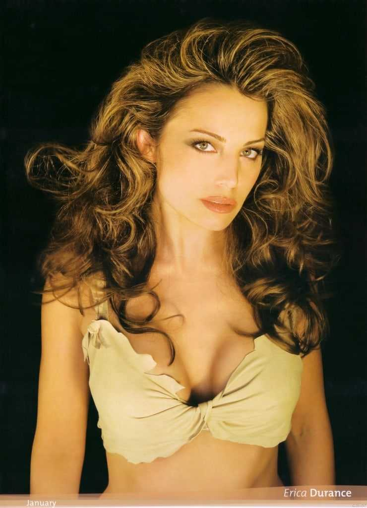 Erica Durance busty pics