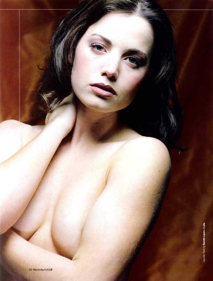 Erica Durance naked pics