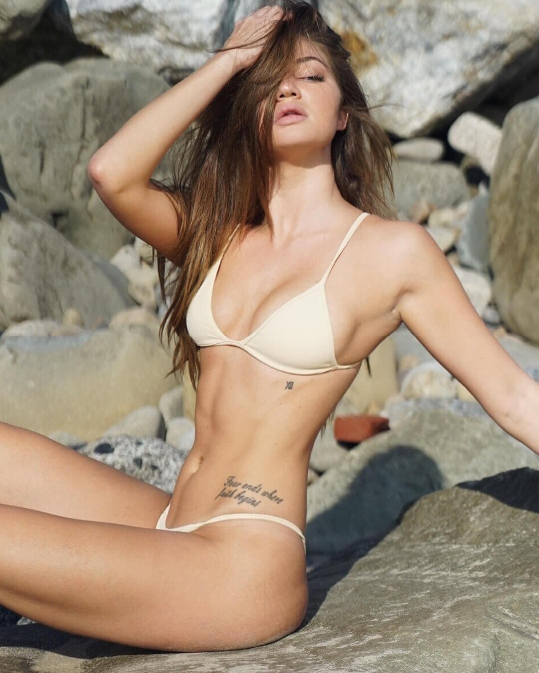 Erika Costell sexy bikini pictures