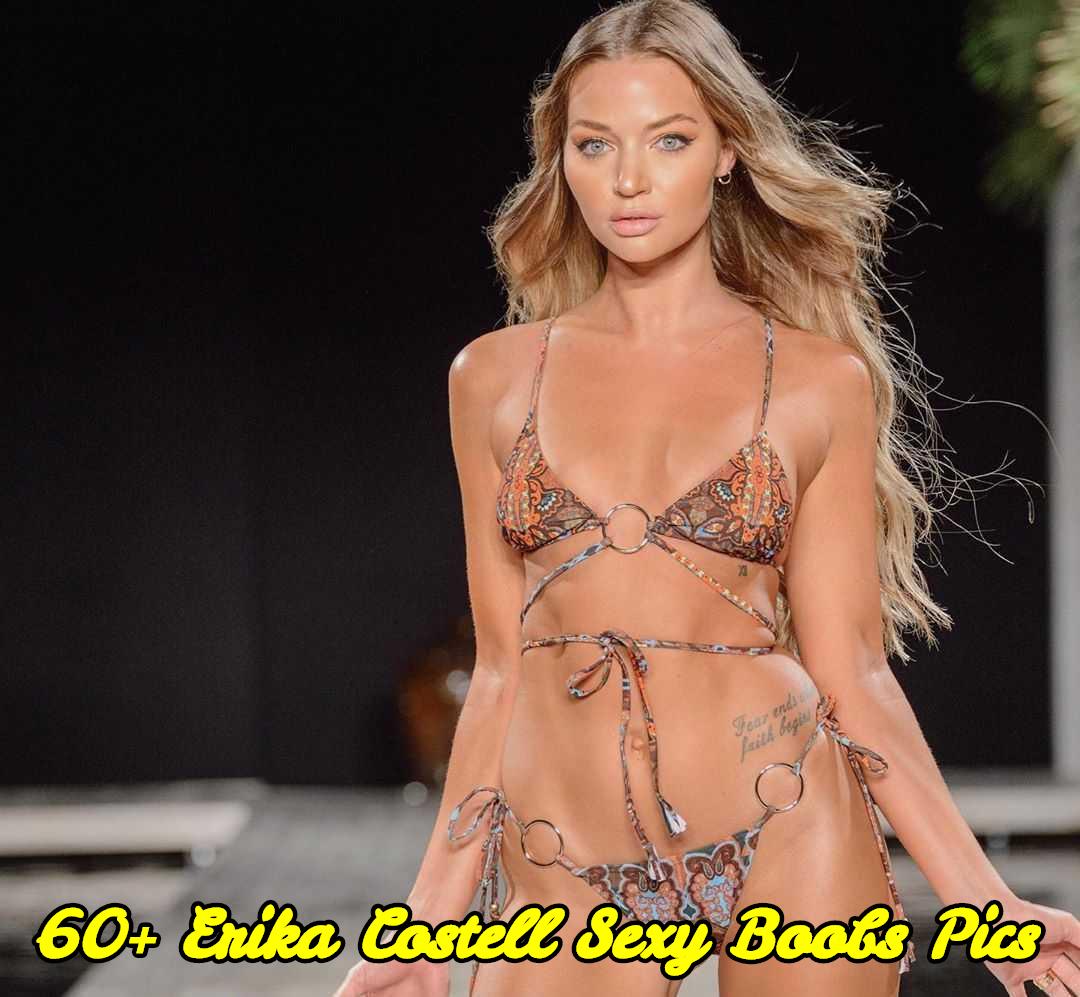 Erika Costell sexy boobs pics