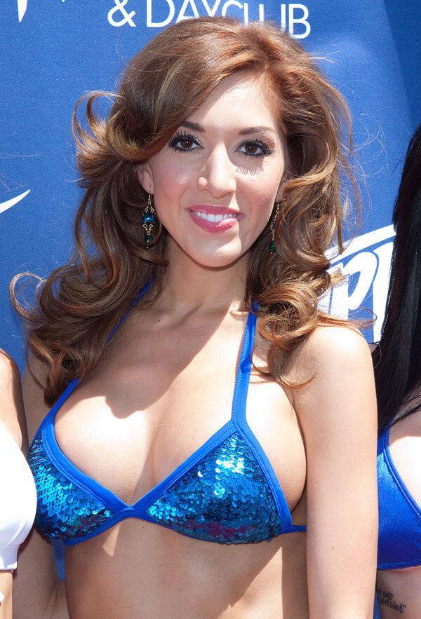 Farrah Abraham big boobs pics