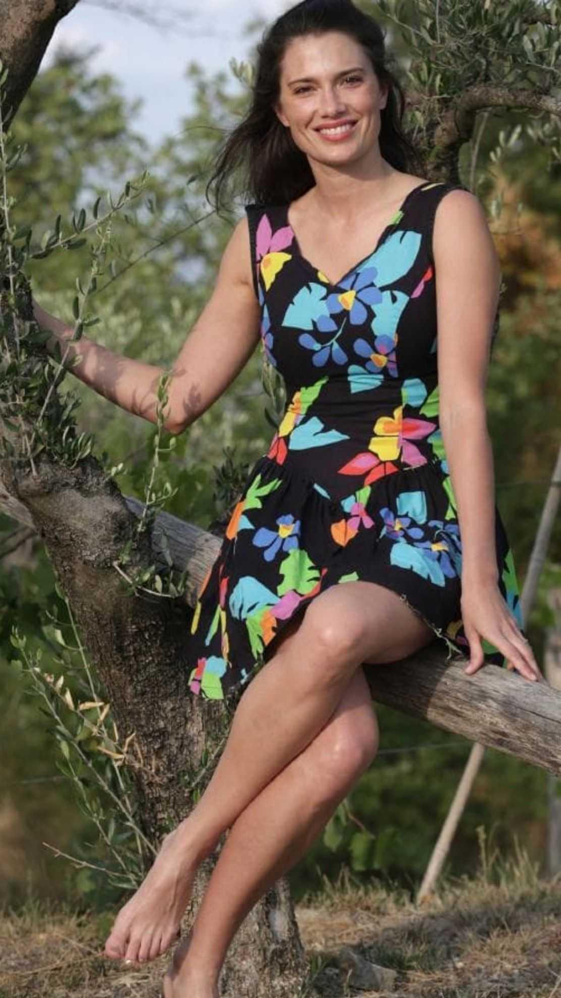 Gabrielle Miller hot feet pic