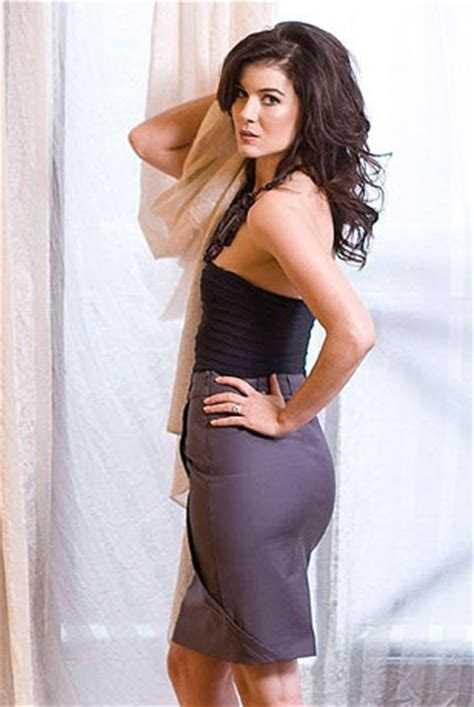 Gabrielle Miller sexy ass pic