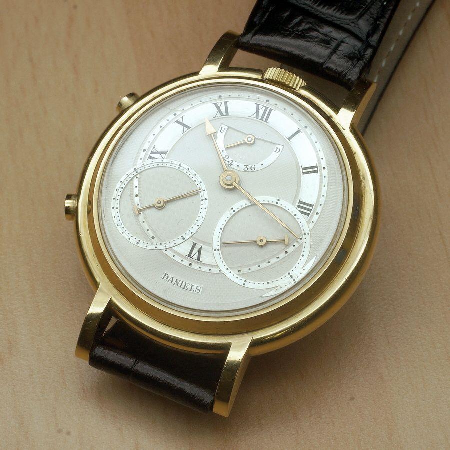 George Daniels Co-Axial Chronograph