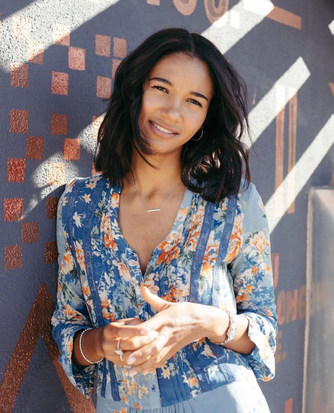 Greta Onieogou sexy look pics