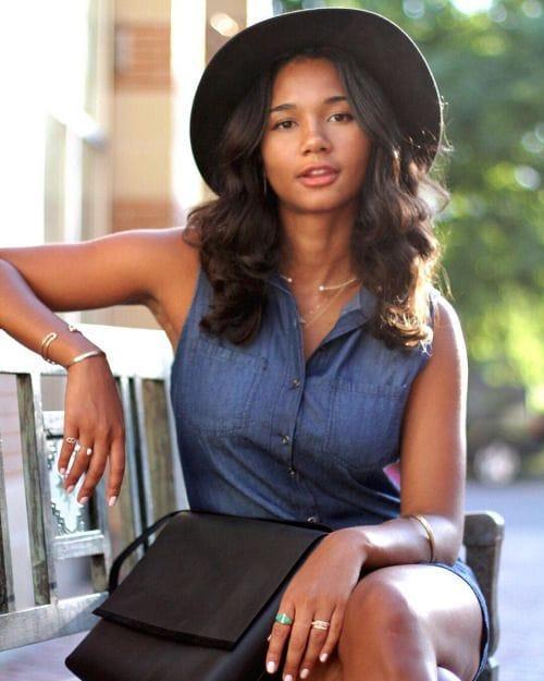 Greta Onieogou sexy pictures