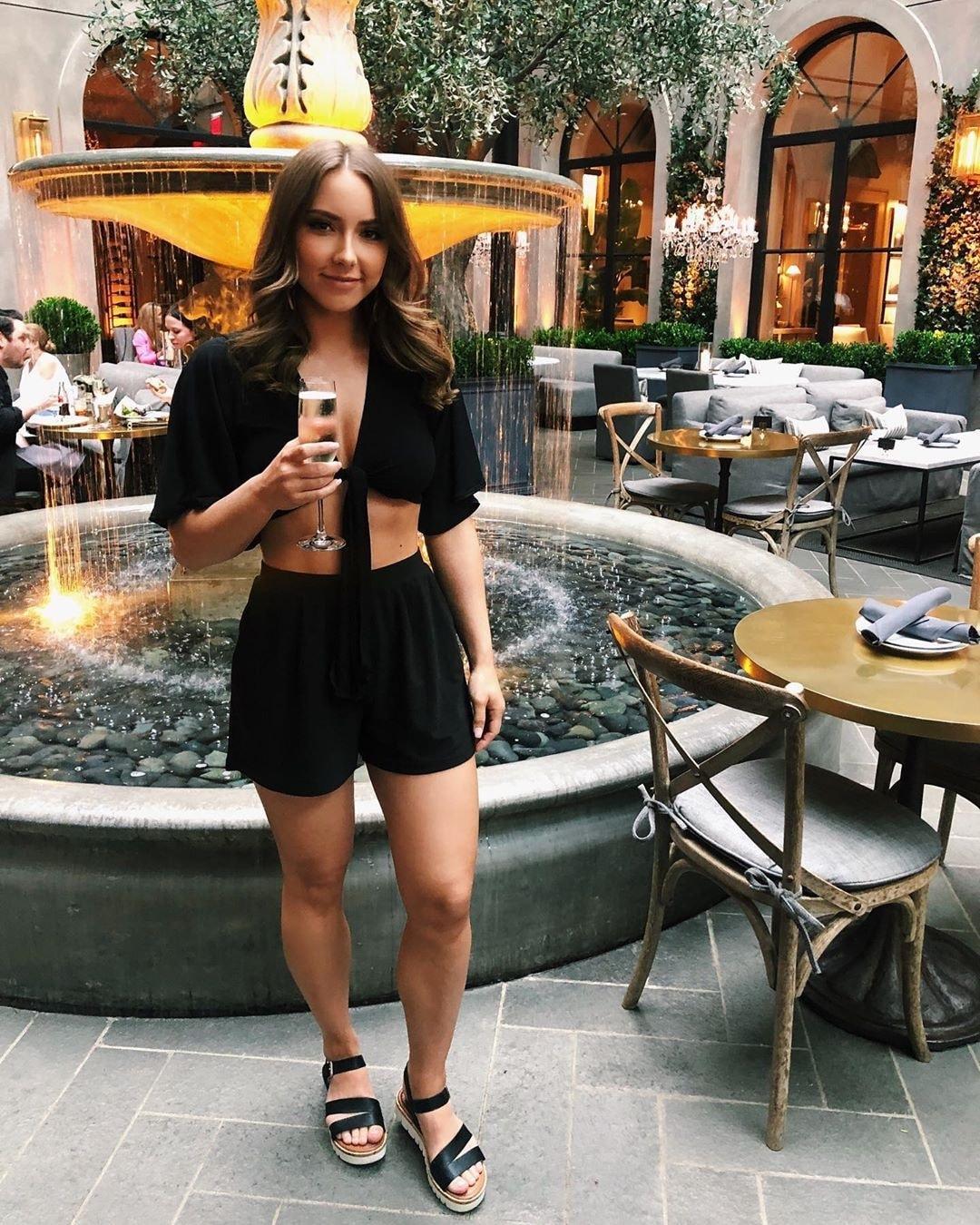 Jade hot hailie scott 41 Sexiest