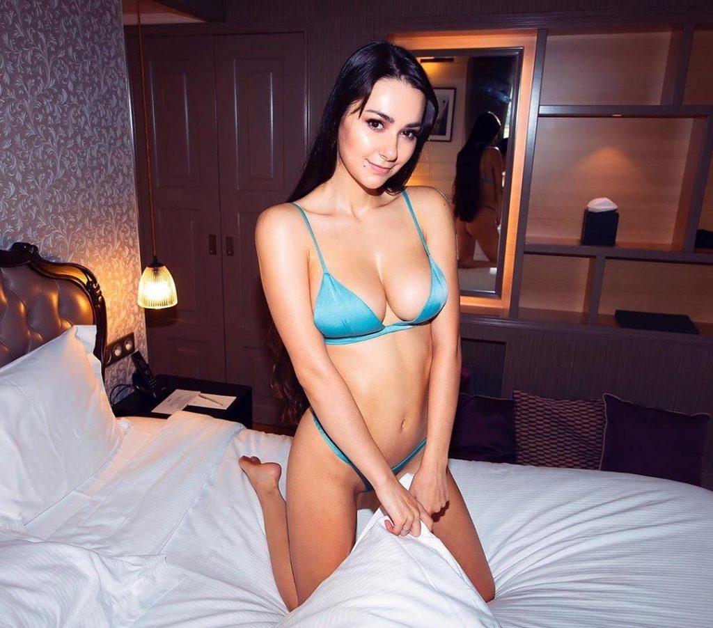 Helga Lovekaty hot looks pics