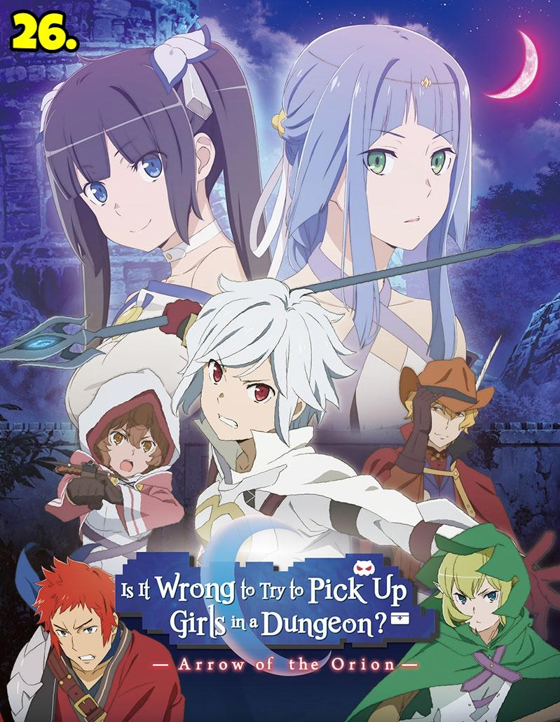Is It Wrong To Pick Up Girls In A Dungeon