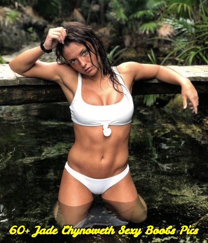 Jade Chynoweth sexy boobs pics