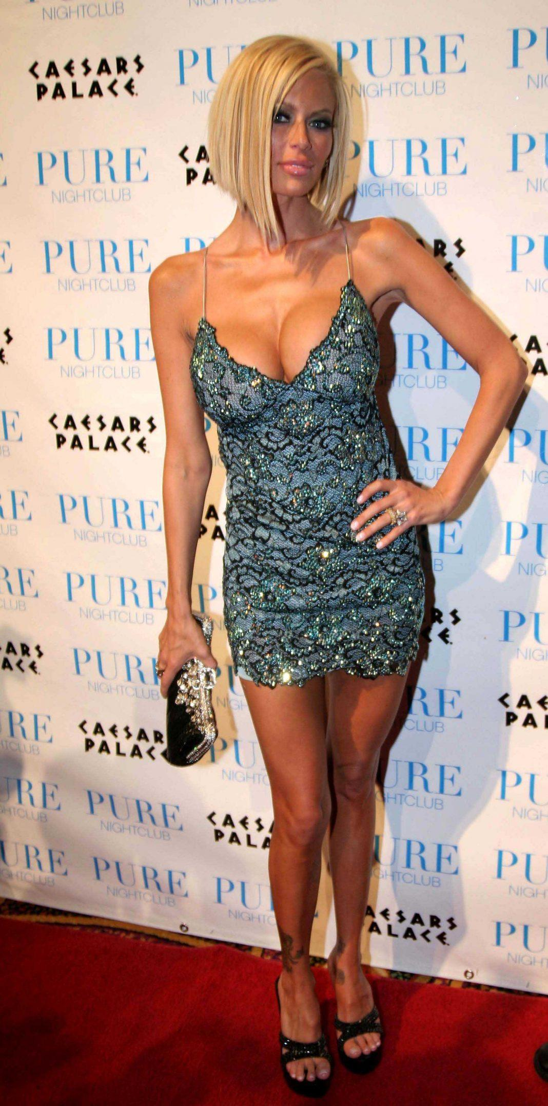 Jenna Jameson sexy tits pics