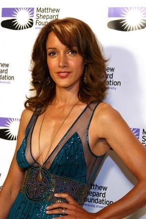Jennifer Beals cleavage (2)