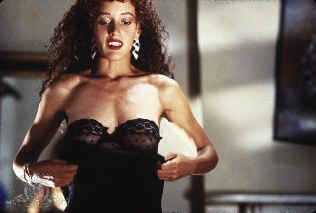 Jennifer Beals sexy tits (1)