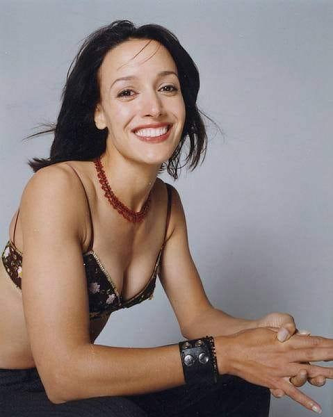 Jennifer Beals sexy tits (2)