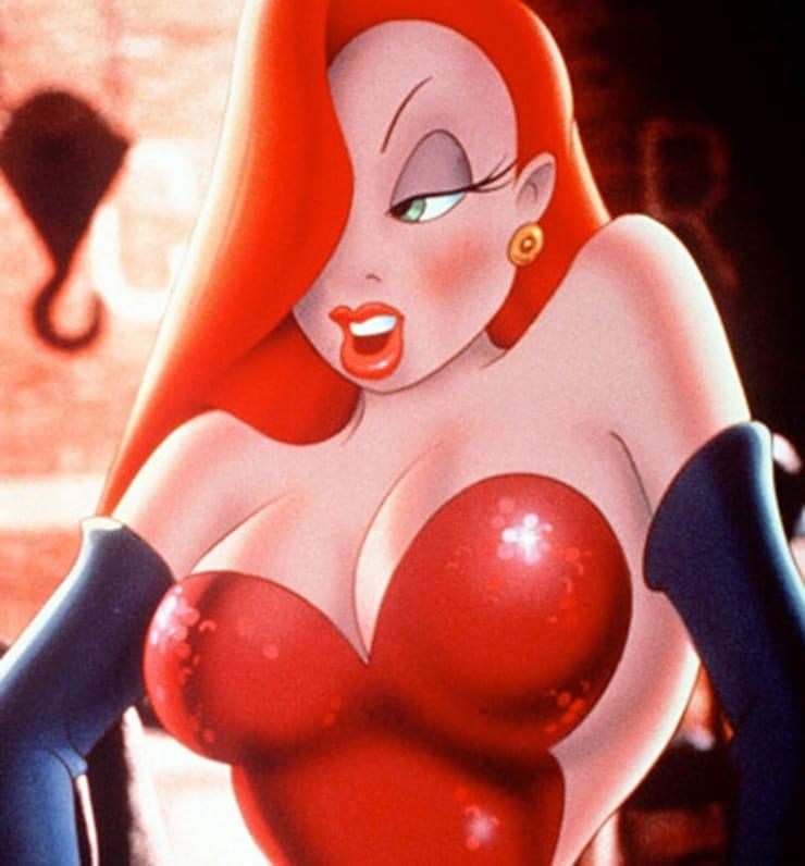 Jessica Rabbit big boobs (2)