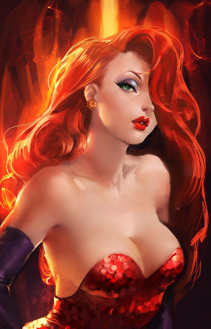 Jessica Rabbit hot (2)