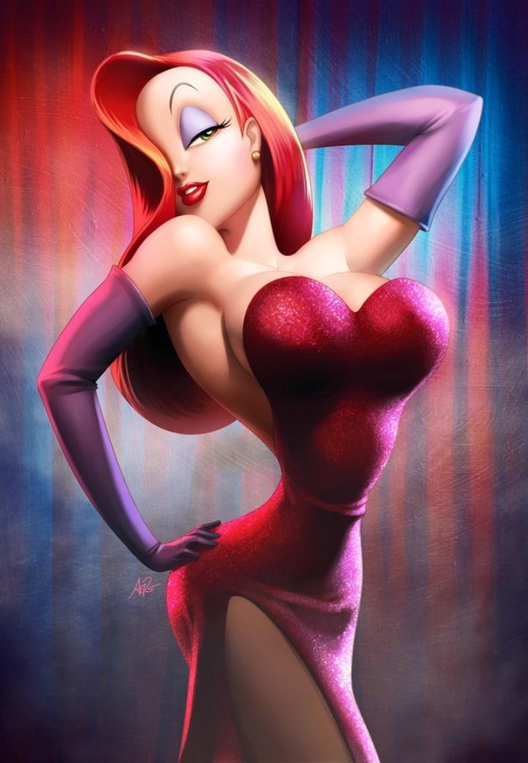 Jessica Rabbit sexy (2)