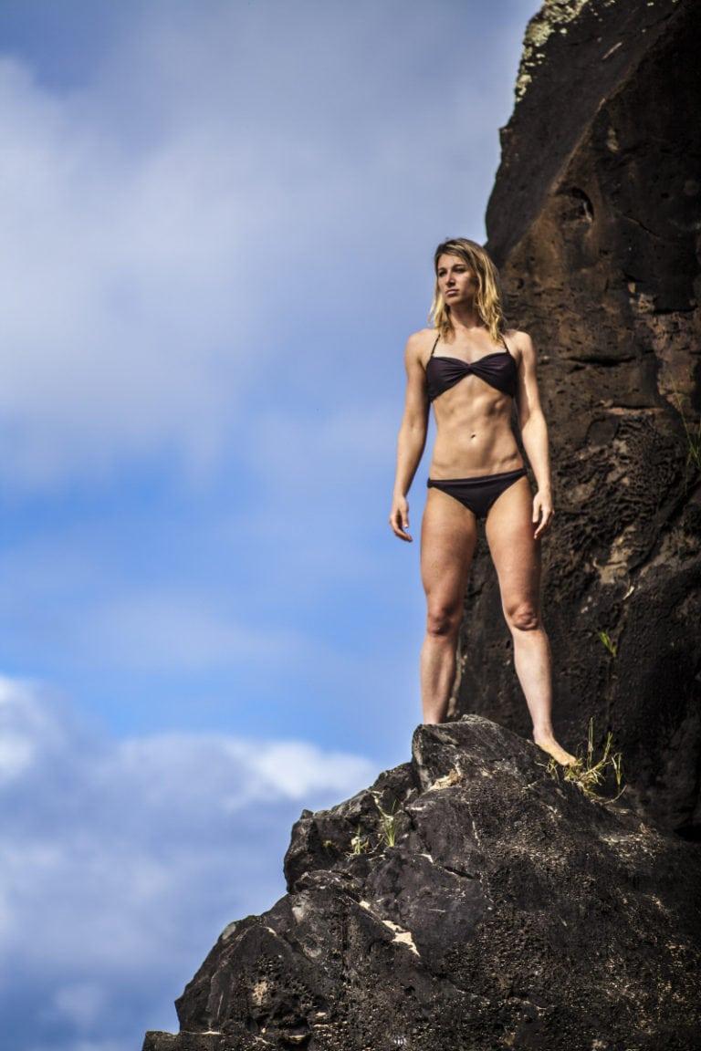 Jessie Graff bikini (2)