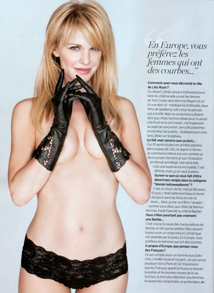 Kathryn Morris naked pics