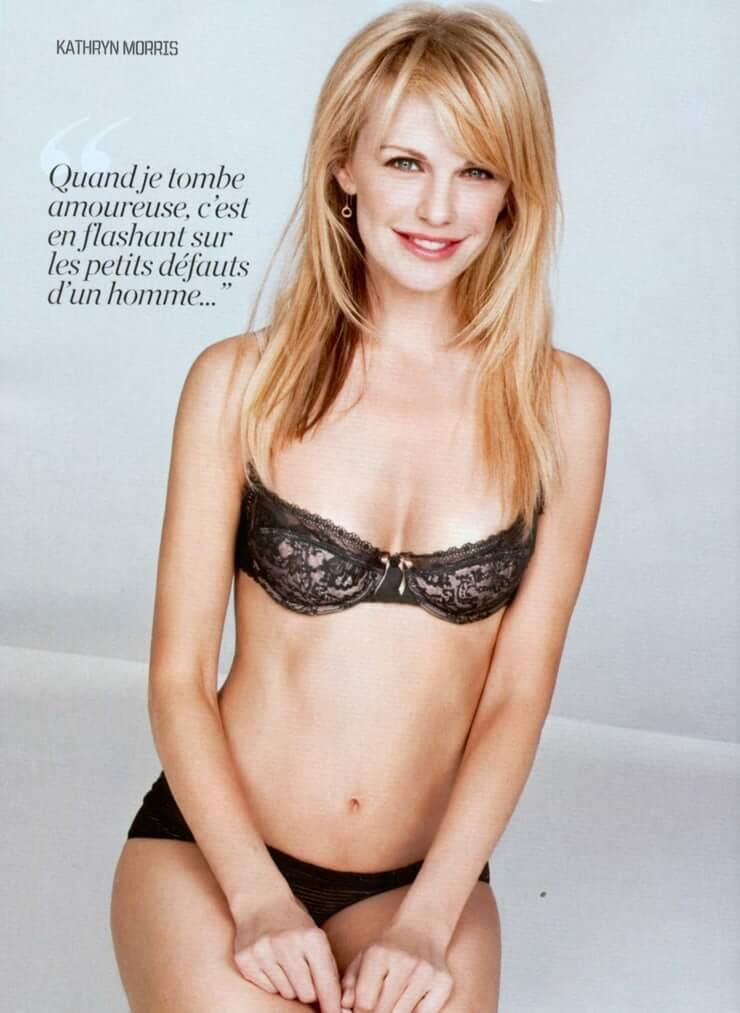Kathryn Morris sexy bikini pics