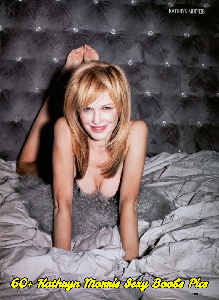 Kathryn Morris sexy boobs pics