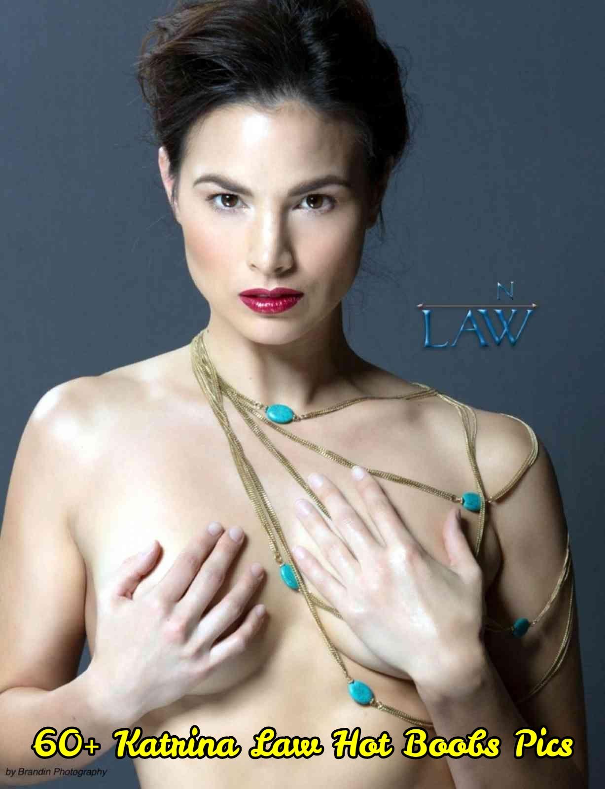 Katrina Law hot boobs pics (1)