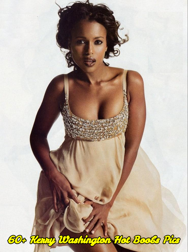 61 Hottest Kerry Washington Boobs Pictures That Look Flaunting In A Bikini Geeks On Coffee