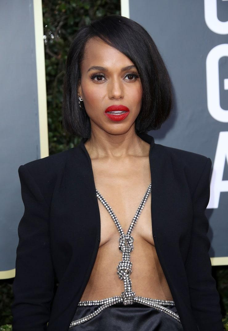 Kerry Washington tits pictures