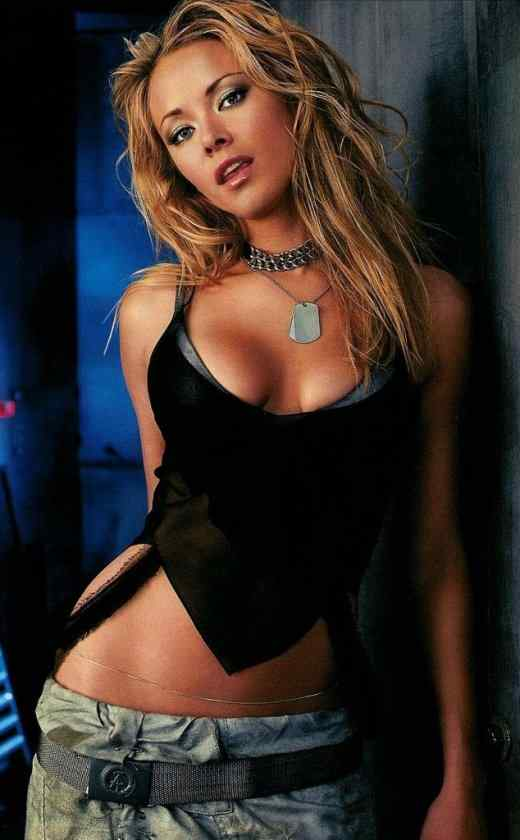Kristanna Loken busty pictures